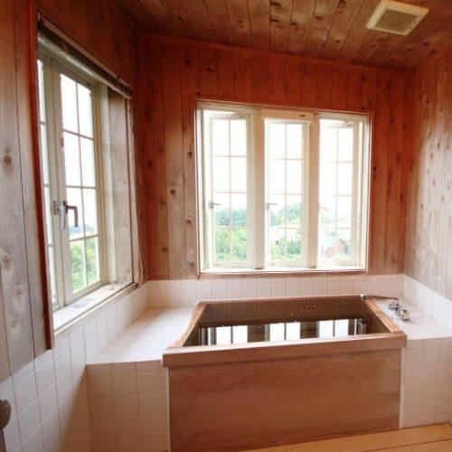 檜風呂付特別室