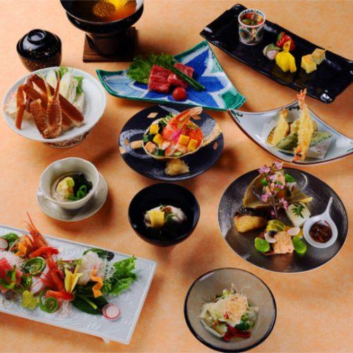 【加賀の季】お料理一例