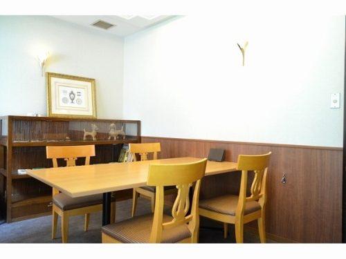 愛犬と食事ができるレストラン個室